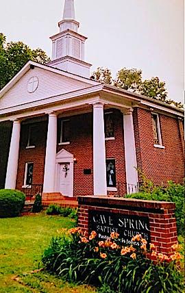 GA, Cave Spring - First Baptist Church  |  PASTOR