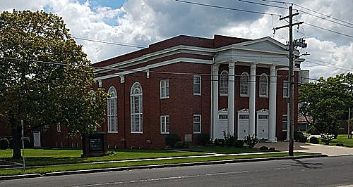 MO, Mexico - First Baptist Church  |  WORSHIP MINISTER