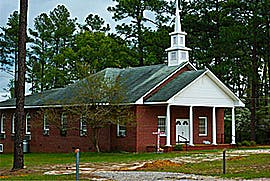 SC, Darlington - Mont Clare Baptist Church  | PASTOR
