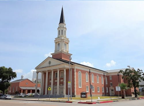 TX, Galveston - First Baptist Church  |  PASTOR