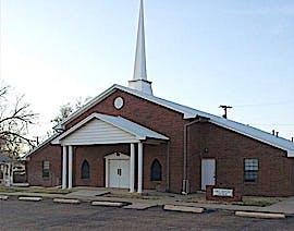 TX, Lefors - First Baptist Church  |  PASTOR
