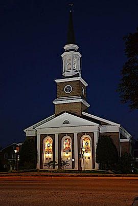 VA, Alexandria - First Baptist Church  |  CHURCH MEDIA DIRECTOR